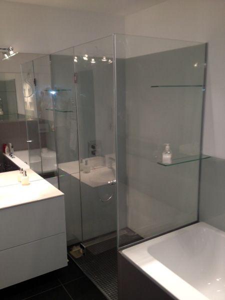 glaserei invero kg herstellung von duschabtrennungen aus. Black Bedroom Furniture Sets. Home Design Ideas